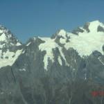 Flugzeugaussichten: Southern Alps