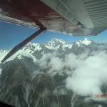 Flugzeugaussichten: Southern Alps II