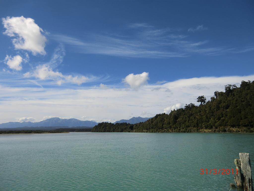 Okarito Lagoon: Meer, Urwald und Berge im Hinterland