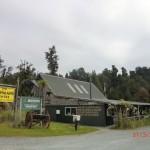 Bushmans Centre in Pukekura - alles Possum?
