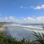 West Coast nördlich von Greymouth