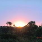 Sonnenuntergang bei den Dünen Whatipus II