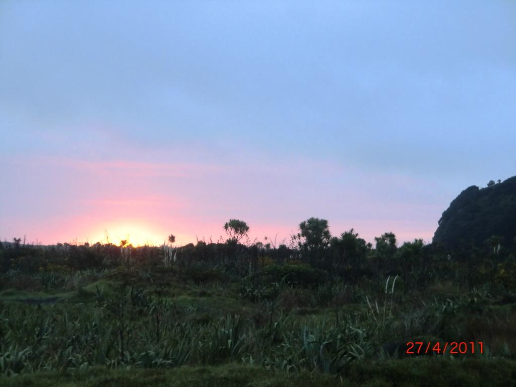 Sonnenuntergang bei den Dünen Whatipus III