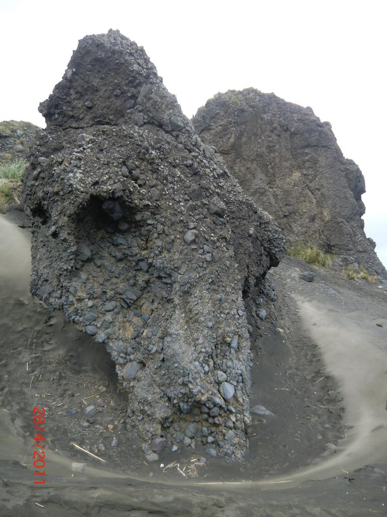 traumhafter Whatipu Beach am Vormittag VII