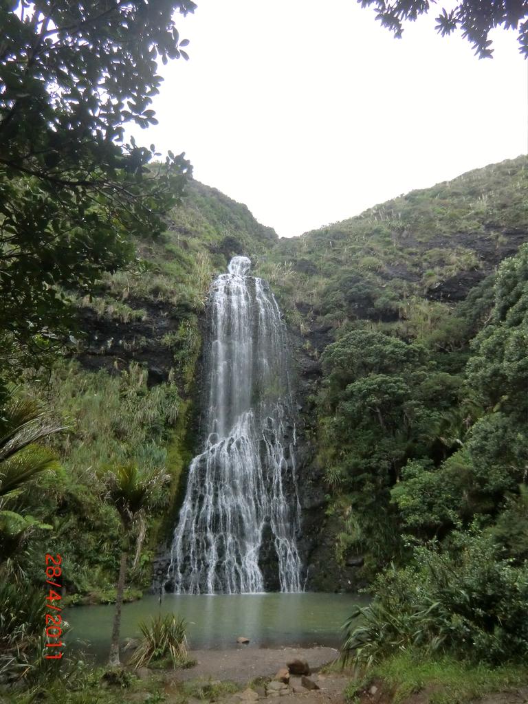 Karekare Falls I
