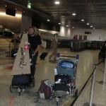 Airport Melbourne und kein Gepäckstück fehlt