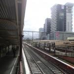 per Metro durch Melbourne zum Mietauto-Verleih