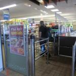 im australischen Aldi-Markt