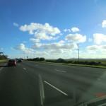 nur wenige Kilometer südwestlich von Melbourne auf dem M1