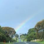 australischer Regenbogen