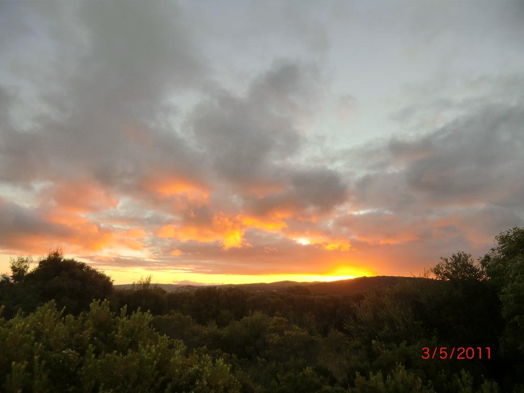 Sonnenuntergang am Split Point II