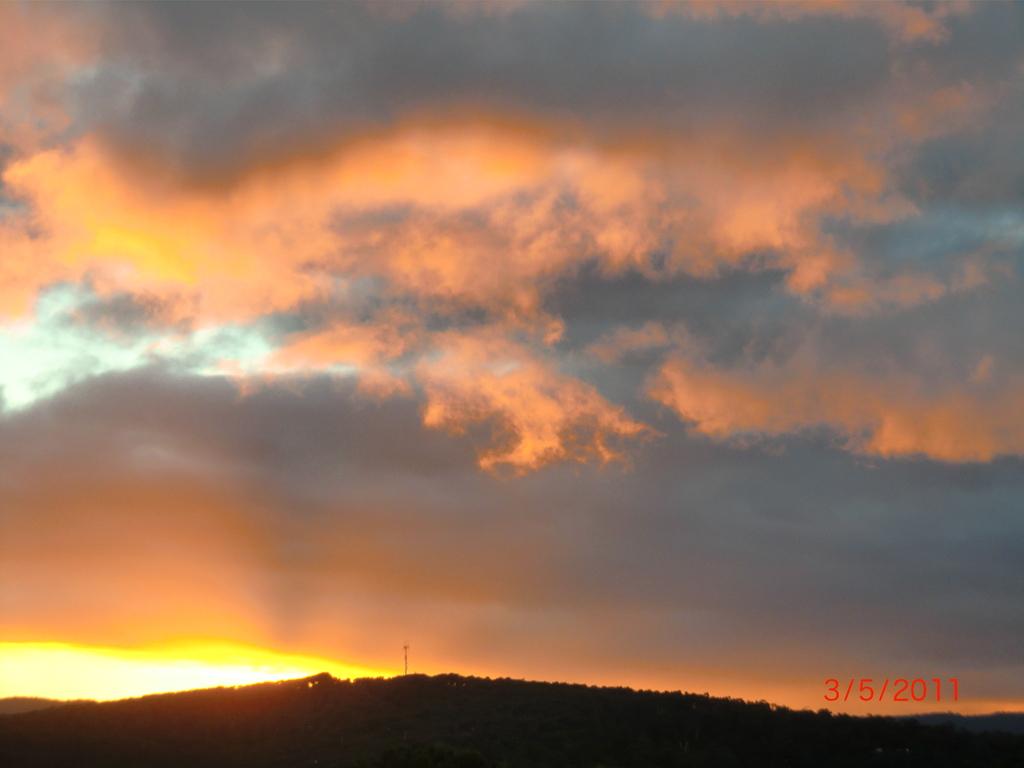 Sonnenuntergang am Split Point III