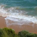 kurz vor den Twelve Apostels an einem etwas ruhigeren Lookout mit Strandzugang, Great Ocean Road