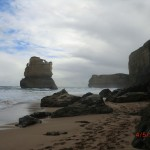 nahe der Twelve Apostels an der Great Ocean Road