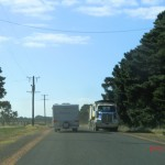 Fahrt durch australische Weiten zu den Grampians II