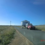 Fahrt durch australische Weiten zu den Grampians IV