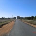 Fahrt durch australische Weiten zu den Grampians V
