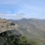 Reed Lookout & The Balconies, Grampians III