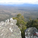 Reed Lookout & The Balconies, Grampians V