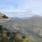 Reed Lookout & The Balconies, Grampians VI