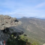 Reed Lookout & The Balconies, Grampians VII