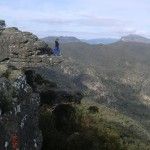 Reed Lookout & The Balconies, Grampians - Tini wagemutig I