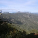 Reed Lookout & The Balconies, Grampians - Tini wagemutig II