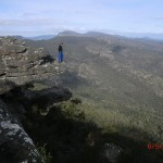 Reed Lookout & The Balconies, Grampians - Tini wagemutig III