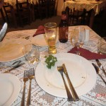 Tja, uns hat's geschmeckt - australische Küche im Diamond House, Stawell