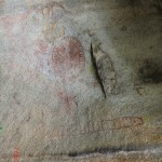 Langi Ghiran State Park: Aborigine Rock Art I