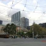 zurück in Melbourne, mit Matt unterwegs