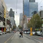 Melbourne City Eindrücke