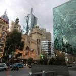 Melbourne City Eindrücke VII