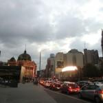 Melbourne City Eindrücke VIII
