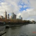 große Melbourne-Stadtführung - mit Matt zu Fuß unterwegs VI
