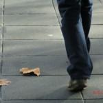 große Melbourne-Stadtführung - mit Matt zu Fuß unterwegs XI - Matts Füße