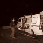 Fotos von Kerstin: Abschiedsdinner am Piha-Beach VII