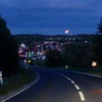 Mond über Schlötchen