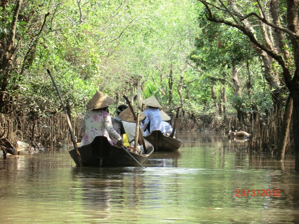 Mekong-Seitenarm