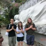 Nha Trang, am hungry Riesen-Buddha