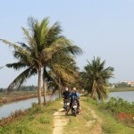 nahe Hoi An per Motorcycle