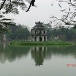 Hanoi, Hoan Kiem See