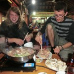 Chicken Hot Pot in Sapa