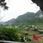 Blick von der Hospital Cave
