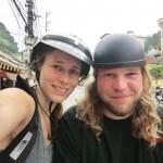 Motorcycle Tour auf Cat Ba Island, Brudi und Schwesti