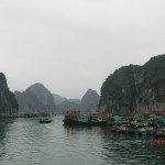 Lan Ha Bay Bootstour, Floating Villages