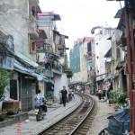 Hanoi, letzter Streifzug vor Abflug